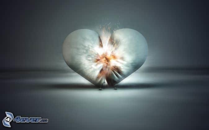 Cœur brisé : 3 façons de guérir d'une relation traumatisante