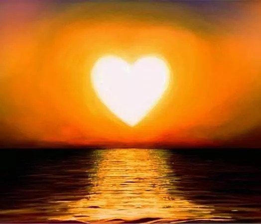 Communier dans l'Amour et la Lumière