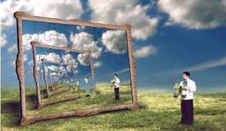Le génie menteur ou les 7 miroirs de l'âme