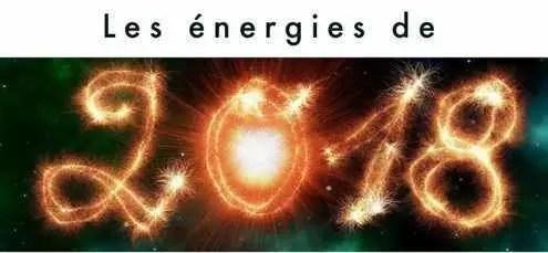 Les énergies de 2018