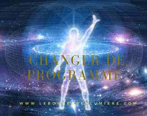 Changer votre programme énergétique