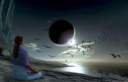 Les changements que vous pourriez ressentir en raison de l'éclipse lunaire du 31.01.18