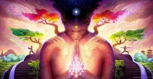 Astro Maya,la connaissance,être un canal