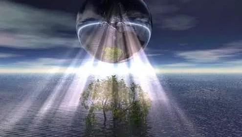 Un aperçu de l'ascension de la Terre Mère et de l'Humanité