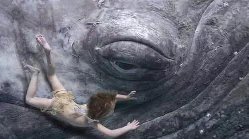 Les Enfants Baleine Dorée