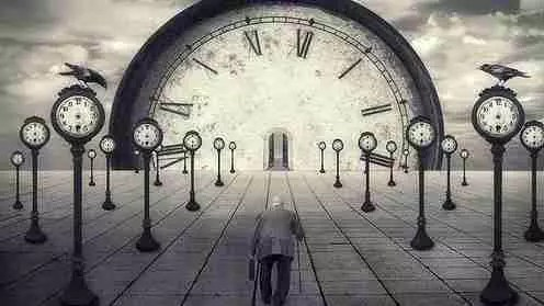 Regretter votre passé est absurde