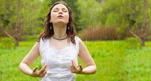 La respiration consciente consiste à respirer en étant présent en conscience