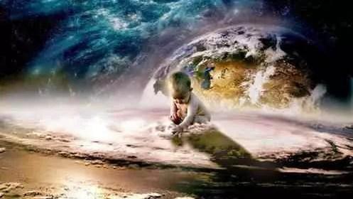 L'interaction entre l'âme et la terre