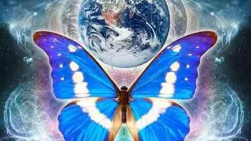 L'effet papillon sur l'éveil de la conscience humaine