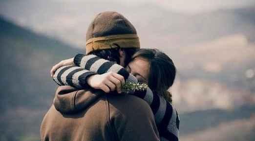 Je veux un câlin où n'entre ni la peur ni l'hiver
