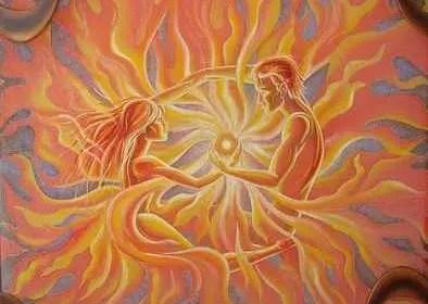 Les 4 phases que rencontrent tous les couples de flammes jumelles