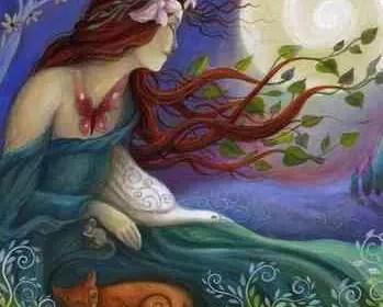 OSTARA : La déesse oubliée du printemps
