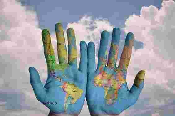 Le monde est tel qu'on le voit, essayez de le regarder du bon côté