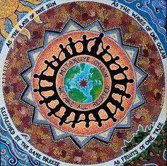 Astro Maya,l'unité,la persistance