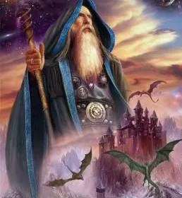 La Magie de Merlin