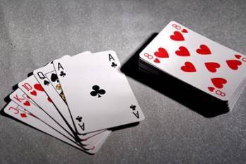Les peurs et la partie de cartes