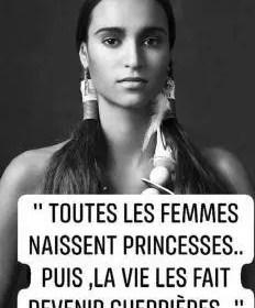 Toutes les Femmes naissent princesses et sont néanmoins Souveraines