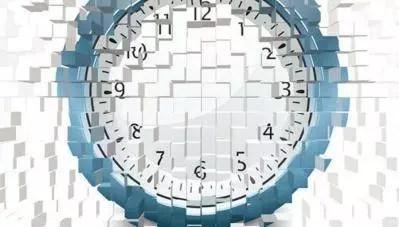 Notre notion du temps est en train de changer