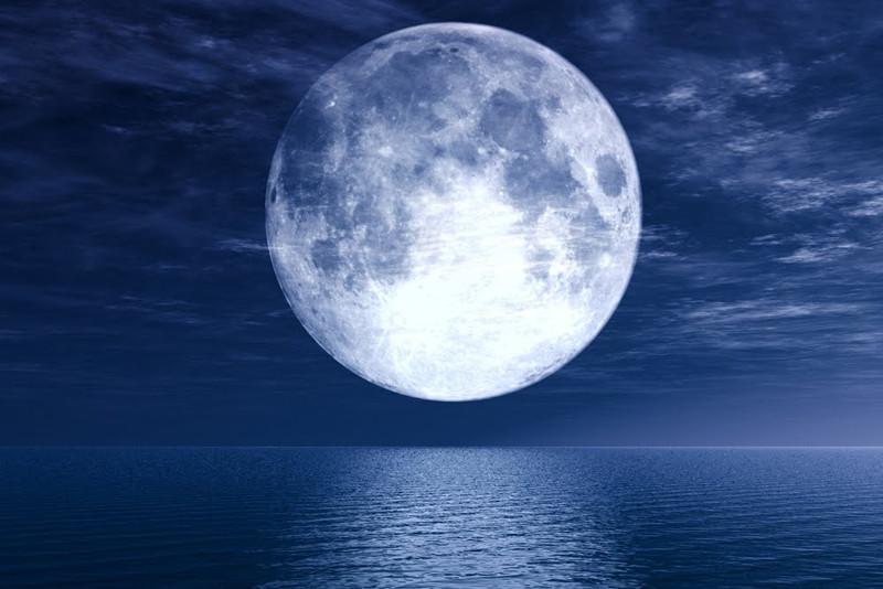 La super pleine lune de mars 2020