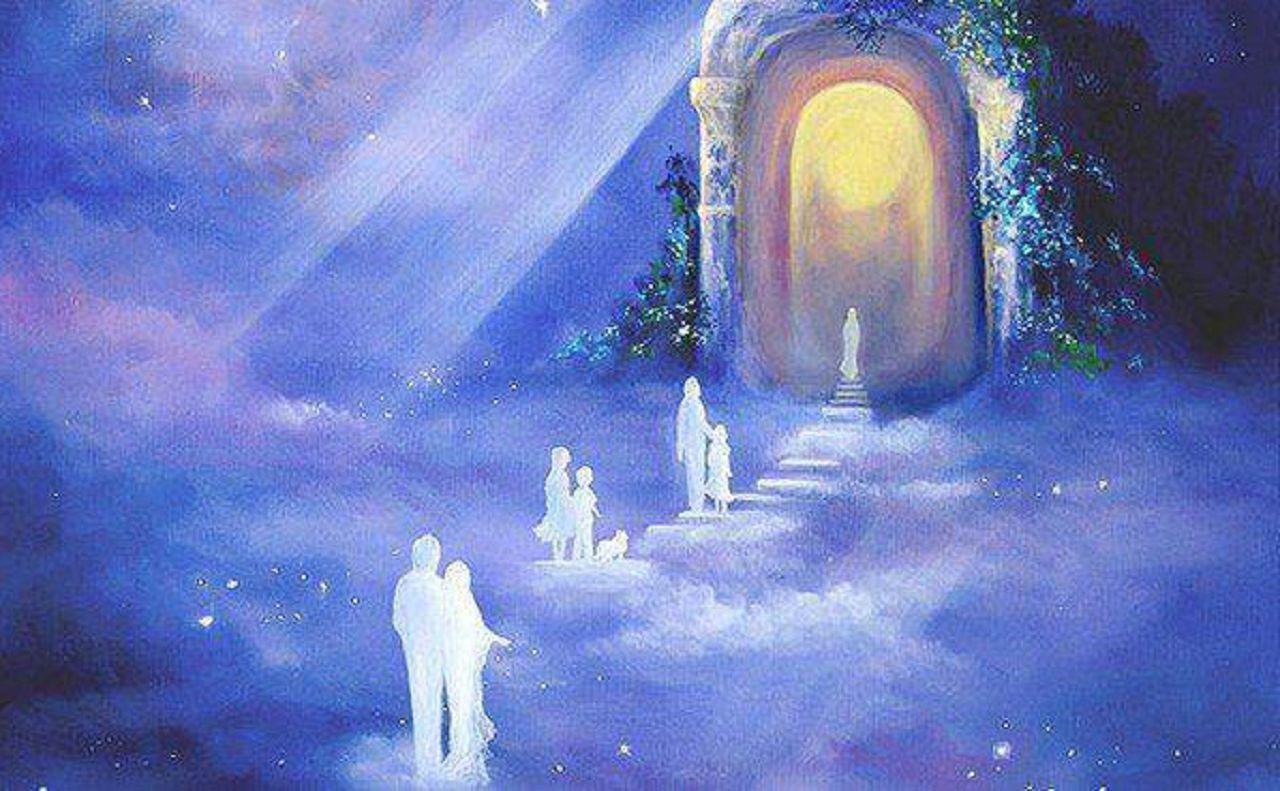 la prière du passeur d'âmes