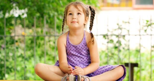 Exercices pour calmer les enfants