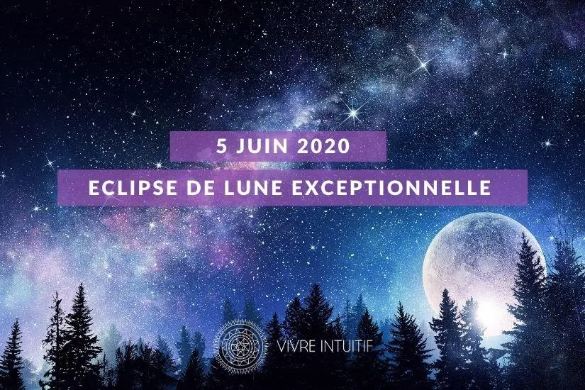La pleine lune du 5 juin