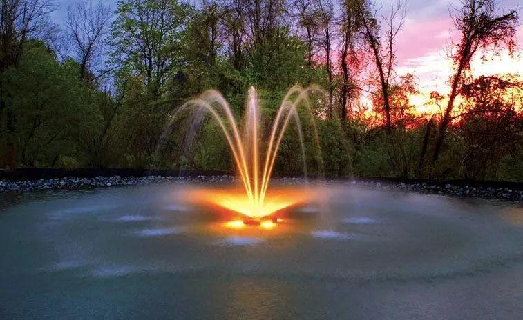 Venez à la fontaine