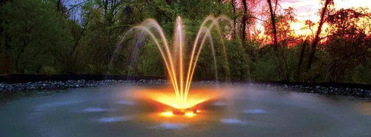 fontaine de guerison