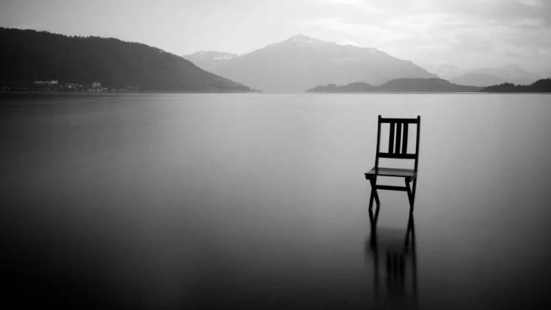 le silence fait peur