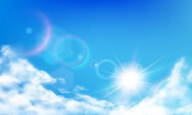 ciel brillant