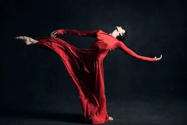 la grace de la danse