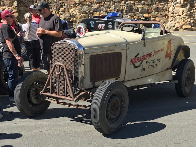 Hot Rod Hill Climb 2018
