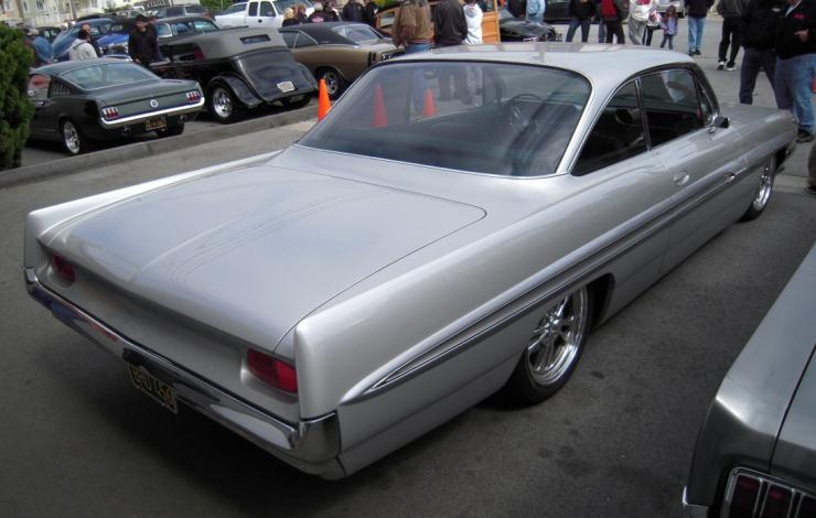 Eric Bracher '61 Pontiac Ventura