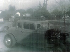 """Maurice """"Topper"""" Chasse's Deuce hot rod"""