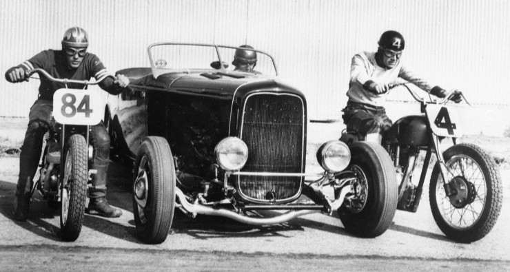 Doane Spencer's '32 Ford Deuce