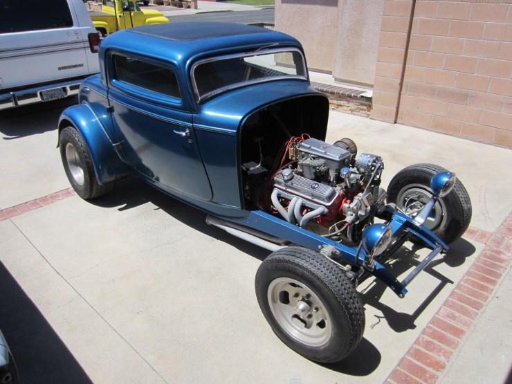 Jim Hayworth's 1932 3-window coupe