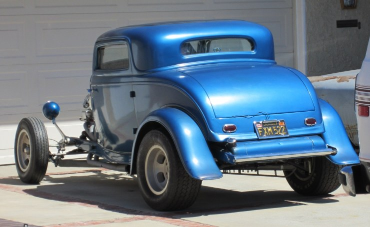 Jim Hayworth's 1932 3-window coupe