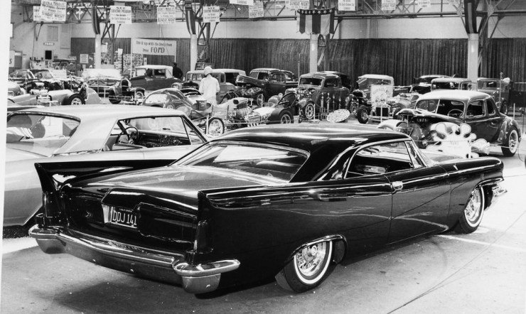 Cliff Inman's '57 Chrysler