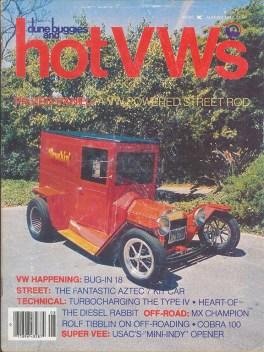 Aug. '77 issue of Hot VWs magazine