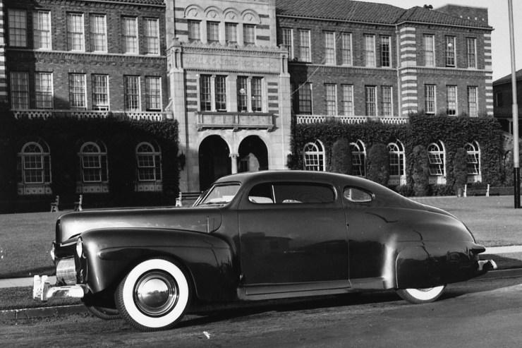 Gil Ayala's '42 Ford custom