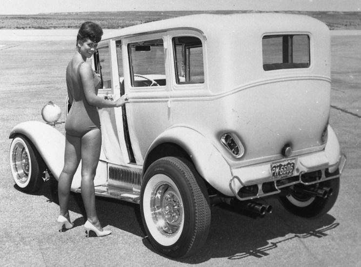 Jerry Volavka's '31 Fordor