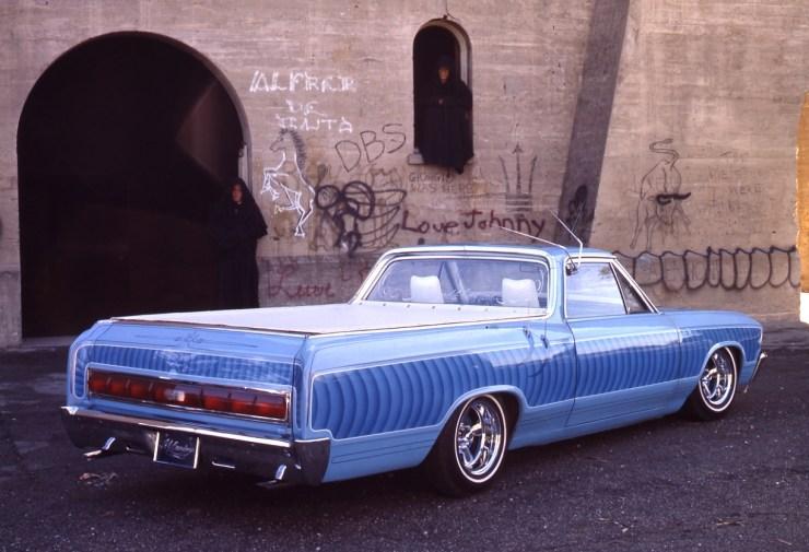 Gary Smith's '67 El Camino