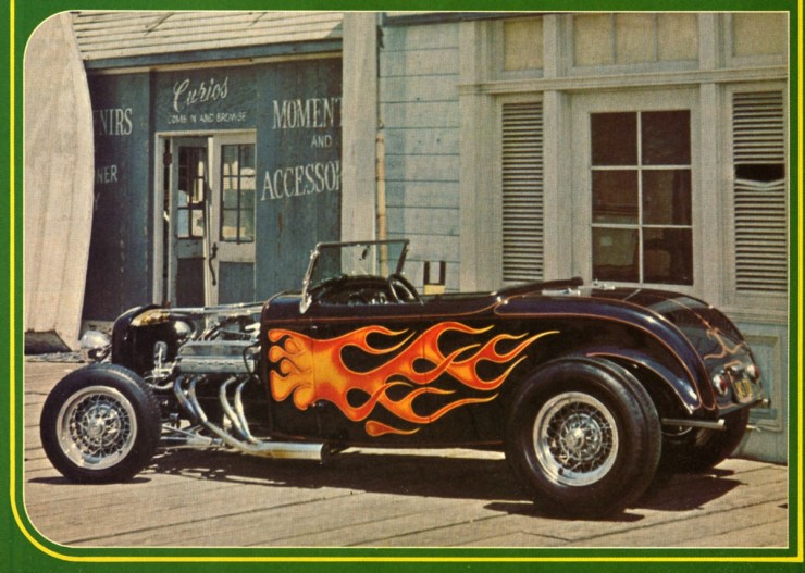 Les Jarvis 1932 roadster