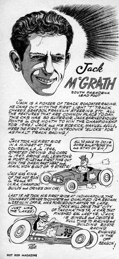 Jack McGrath cartoon