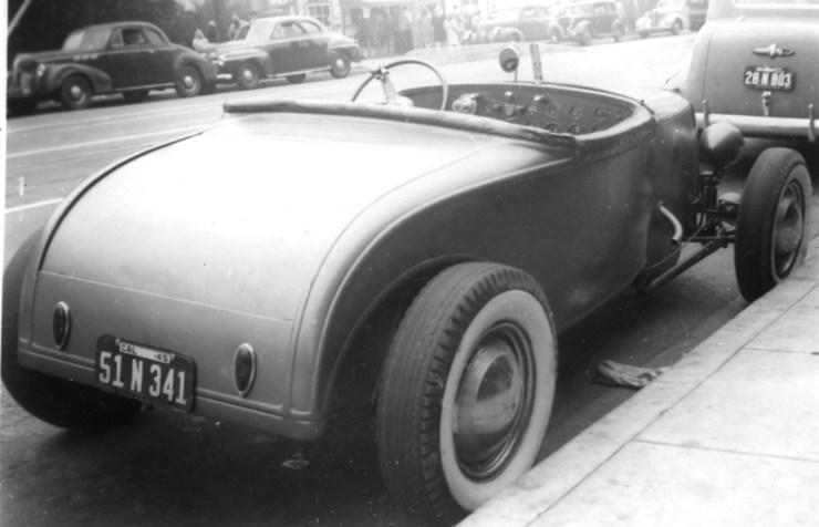 '30 Model A in 1945