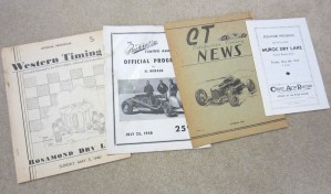 Rare hot rod independent magazines