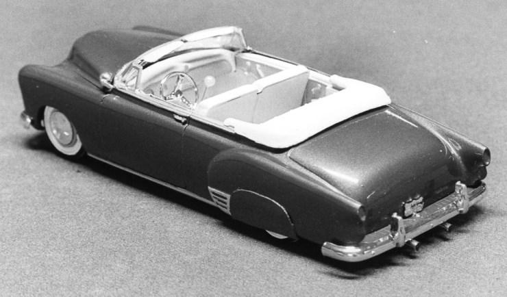 Miles Masa's model cars