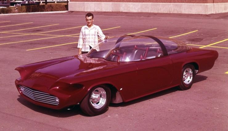 Bob Finley '60 T-Bird