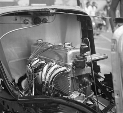 Ike Iacono's '33 drag coupe