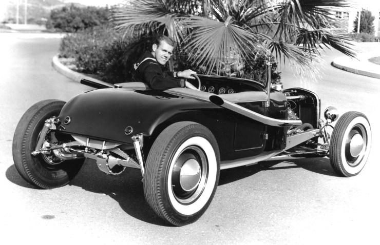 '27 T roadster Bob Smith